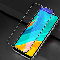 Ultra Clear Anti Blue Light Full Screen Protector Tempered Glass for Huawei Enjoy 10e Black