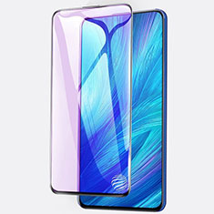 Ultra Clear Anti Blue Light Full Screen Protector Tempered Glass for Huawei Enjoy 20 Plus 5G Black