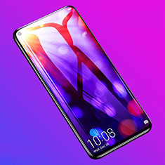 Ultra Clear Anti Blue Light Full Screen Protector Tempered Glass for Huawei Honor 20 Black
