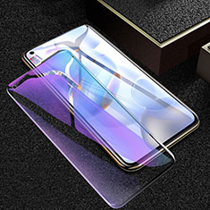 Ultra Clear Anti Blue Light Full Screen Protector Tempered Glass for Huawei Honor 30 Black