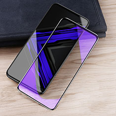 Ultra Clear Anti Blue Light Full Screen Protector Tempered Glass for Huawei Honor Play4 Pro 5G Black