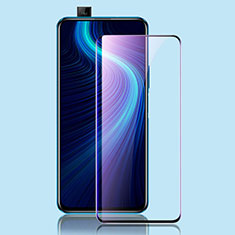 Ultra Clear Anti Blue Light Full Screen Protector Tempered Glass for Huawei Honor X10 5G Black