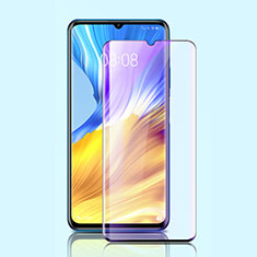 Ultra Clear Anti Blue Light Full Screen Protector Tempered Glass for Huawei Honor X10 Max 5G Black