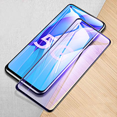 Ultra Clear Anti Blue Light Full Screen Protector Tempered Glass for Huawei Mate 40 Lite 5G Black