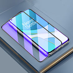 Ultra Clear Anti Blue Light Full Screen Protector Tempered Glass for OnePlus 8T 5G Black