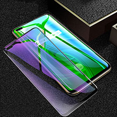 Ultra Clear Anti Blue Light Full Screen Protector Tempered Glass for Realme X50 Pro 5G Black