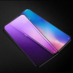 Ultra Clear Anti Blue Light Full Screen Protector Tempered Glass for Xiaomi Mi 9 Pro 5G Black