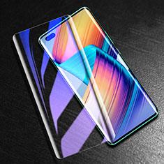 Ultra Clear Anti Blue Light Full Screen Protector Tempered Glass K02 for Huawei Nova 7 Pro 5G Black