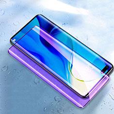 Ultra Clear Anti Blue Light Full Screen Protector Tempered Glass K03 for Huawei Nova 7 Pro 5G Black