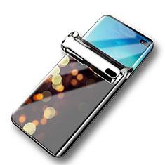 Ultra Clear Anti-Spy Full Screen Protector Film for Samsung Galaxy S10 5G SM-G977B Clear