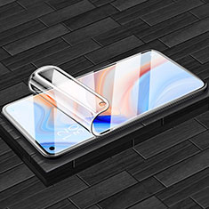 Ultra Clear Full Screen Protector Film F01 for Oppo Reno4 SE 5G Clear