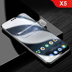 Ultra Clear Full Screen Protector Film for Nokia X5 Clear