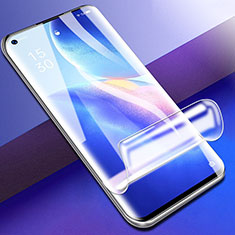 Ultra Clear Full Screen Protector Film for Oppo Reno5 Pro+ Plus 5G Clear