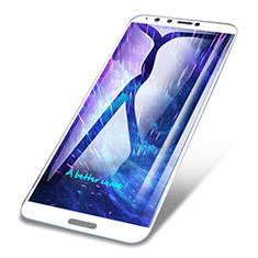 Ultra Clear Full Screen Protector Tempered Glass F02 for Huawei Enjoy 8 Plus White