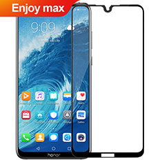 Ultra Clear Full Screen Protector Tempered Glass F02 for Huawei Enjoy Max Black
