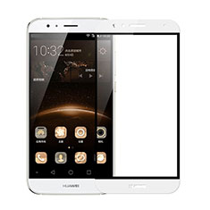 Ultra Clear Full Screen Protector Tempered Glass F02 for Huawei G8 White