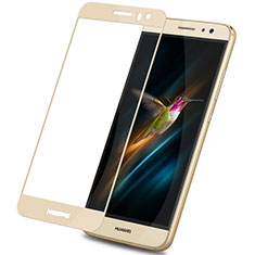 Ultra Clear Full Screen Protector Tempered Glass F02 for Huawei G9 Plus Gold