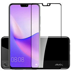 Ultra Clear Full Screen Protector Tempered Glass F02 for Huawei Honor 8X Black