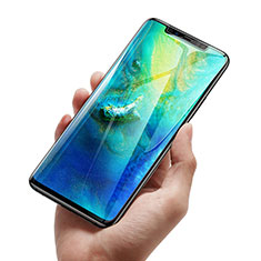 Ultra Clear Full Screen Protector Tempered Glass F02 for Huawei Mate 20 Pro Black