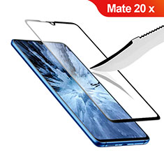 Ultra Clear Full Screen Protector Tempered Glass F02 for Huawei Mate 20 X 5G Black