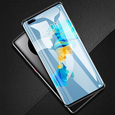 Ultra Clear Full Screen Protector Tempered Glass F02 for Huawei Mate 40 Pro+ Plus Black