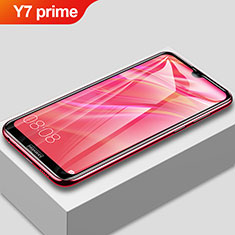 Ultra Clear Full Screen Protector Tempered Glass F02 for Huawei Y7 Prime (2019) Black