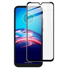 Ultra Clear Full Screen Protector Tempered Glass F02 for Motorola Moto E6s (2020) Black