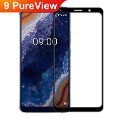 Ultra Clear Full Screen Protector Tempered Glass F02 for Nokia 9 PureView Black