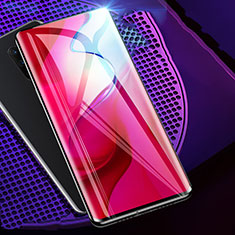 Ultra Clear Full Screen Protector Tempered Glass F02 for OnePlus 7T Pro Black