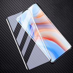 Ultra Clear Full Screen Protector Tempered Glass F02 for Oppo Reno4 Pro 5G Black