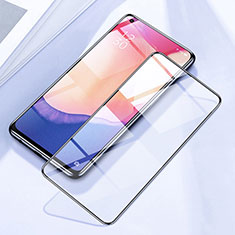 Ultra Clear Full Screen Protector Tempered Glass F02 for Oppo Reno4 SE 5G Black