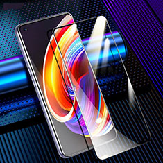 Ultra Clear Full Screen Protector Tempered Glass F02 for Realme X7 Pro 5G Black
