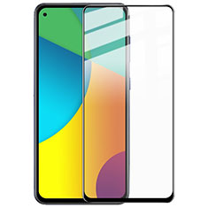 Ultra Clear Full Screen Protector Tempered Glass F02 for Samsung Galaxy A60 Black
