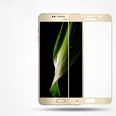 Ultra Clear Full Screen Protector Tempered Glass F02 for Samsung Galaxy Note 5 N9200 N920 N920F Gold