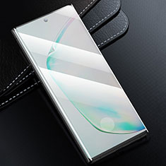 Ultra Clear Full Screen Protector Tempered Glass F02 for Samsung Galaxy S20 5G Black
