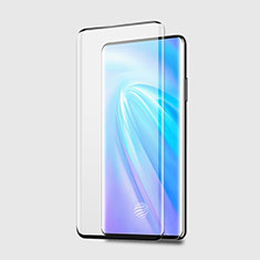 Ultra Clear Full Screen Protector Tempered Glass F02 for Vivo Nex 3 Black