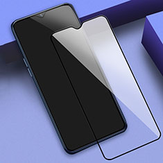 Ultra Clear Full Screen Protector Tempered Glass F02 for Vivo Y12s Black