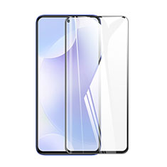 Ultra Clear Full Screen Protector Tempered Glass F02 for Xiaomi Poco X3 NFC Black