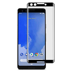 Ultra Clear Full Screen Protector Tempered Glass F03 for Google Pixel 3 Black