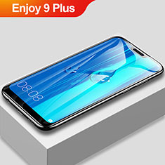 Ultra Clear Full Screen Protector Tempered Glass F03 for Huawei Enjoy 9 Plus Black