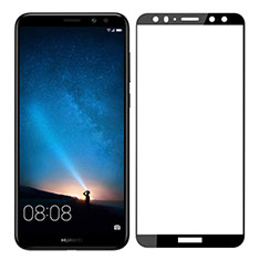 Ultra Clear Full Screen Protector Tempered Glass F03 for Huawei G10 Black