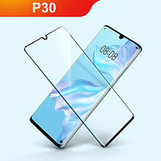 Ultra Clear Full Screen Protector Tempered Glass F03 for Huawei P30 Black