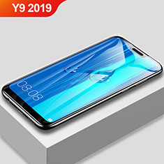 Ultra Clear Full Screen Protector Tempered Glass F03 for Huawei Y9 (2019) Black