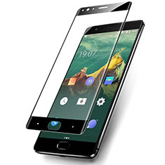 Ultra Clear Full Screen Protector Tempered Glass F03 for OnePlus 3 Black