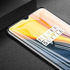 Ultra Clear Full Screen Protector Tempered Glass F03 for OnePlus 7 Black