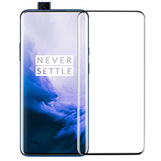 Ultra Clear Full Screen Protector Tempered Glass F03 for OnePlus 7T Pro Black