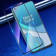 Ultra Clear Full Screen Protector Tempered Glass F03 for OnePlus 8T 5G Black