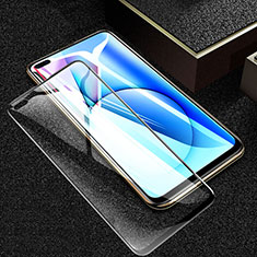 Ultra Clear Full Screen Protector Tempered Glass F03 for Realme X50 5G Black
