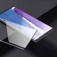 Ultra Clear Full Screen Protector Tempered Glass F03 for Samsung Galaxy Note 20 Ultra 5G Black