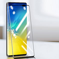 Ultra Clear Full Screen Protector Tempered Glass F03 for Samsung Galaxy S10 5G SM-G977B Black